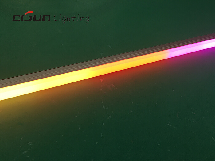 outdoor led tube factory